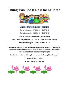 Simple Mindfuless Class