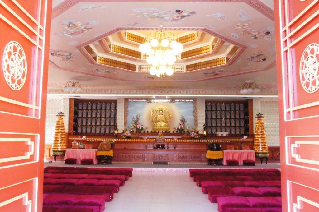Bodhisattva Hall - Chung Tian Temple