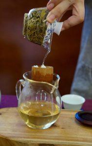 Chung Tian Temple - Tea & Chan